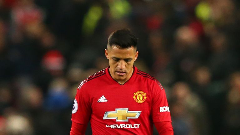 Alexis Sanchez heads to Chile for rehab after Manchester United give permission | Football News |