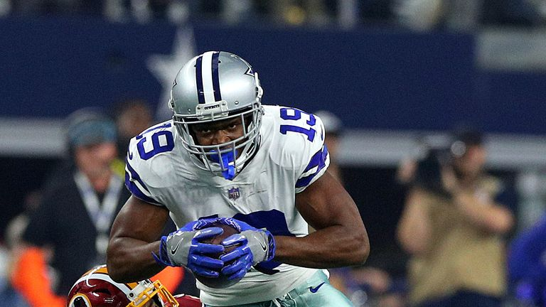 Wide receiver Amari Cooper has made an impressive start to his Cowboys career