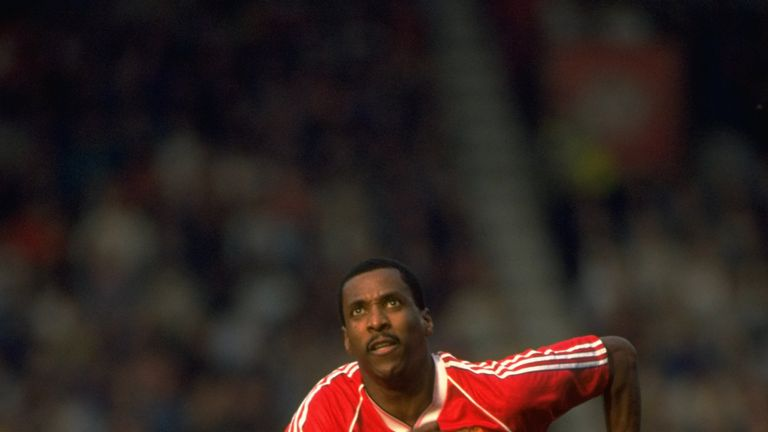 Anderson became Sir Alex Ferguson's very first signing as a Manchester United manager in 1987