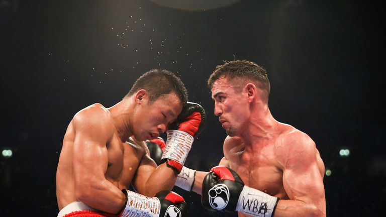 Crolla improves his record to 34-6-3.