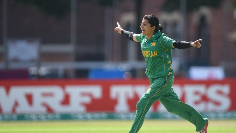 Asmavia Iqbal took 70 ODI wickets and 44 T20 scalps in her 12-year career