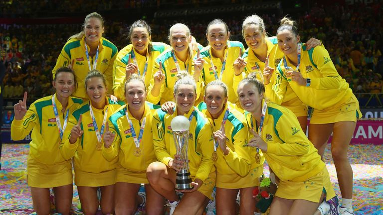 In 2015, Australia beat New Zealand in the final to win an 11th Netball World Cup