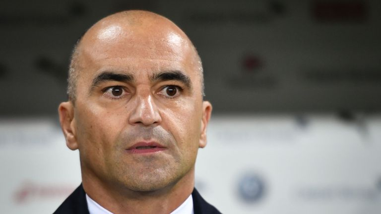 Roberto Martinez says 'arrogance' is not the issue for Belgium