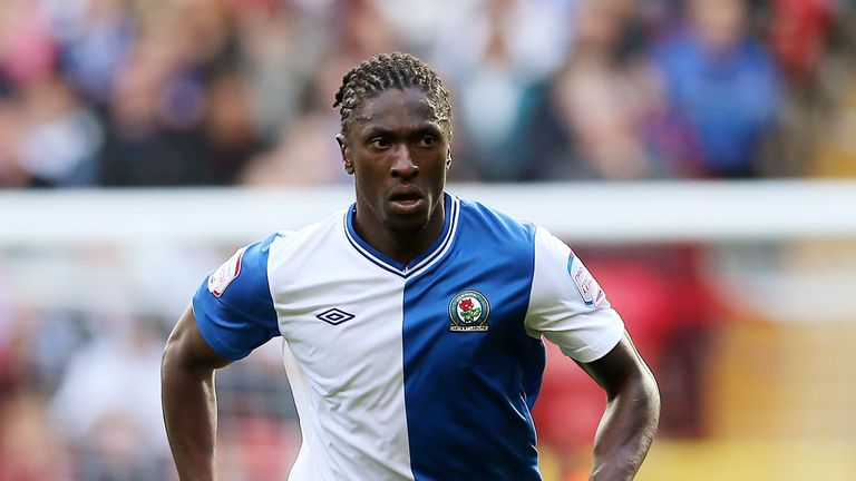 Blackburn were Etuhu's last Premier League team