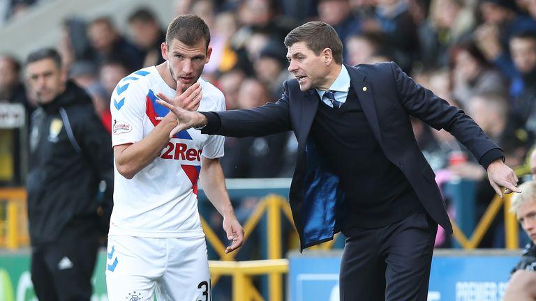 Borna Barisic can give Rangers a lift next season, according to Ives Cakarun