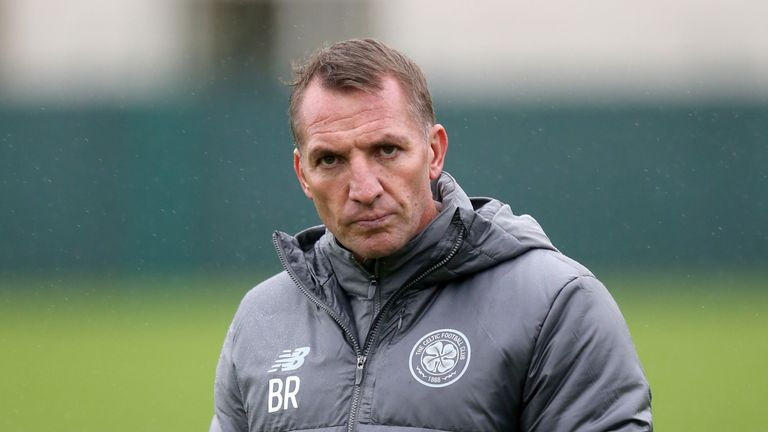Brendan Rodgers' side face a pivotal Europa League fixture against RB Leipzig on Thursday