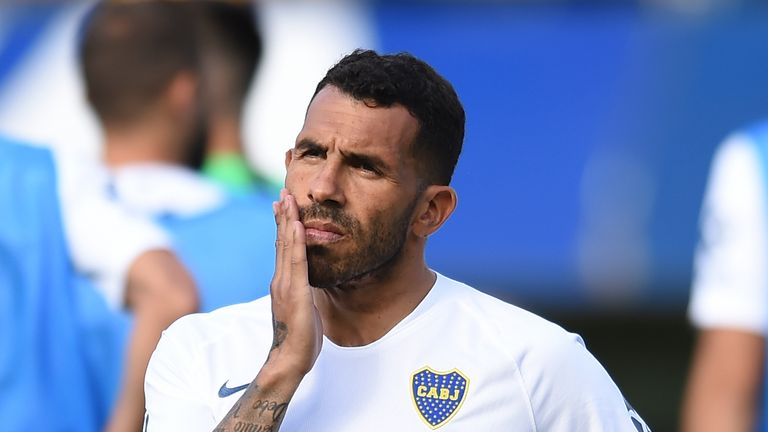 Carlos Tevez says Copa Libertadores final in Madrid will be 'weird' | Football News |