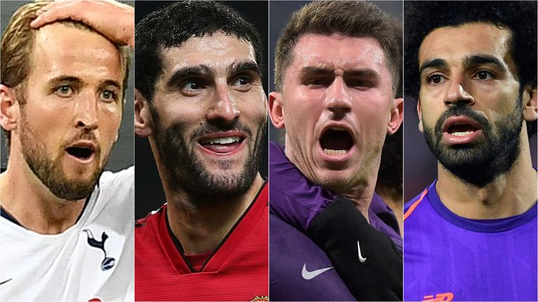 Four Premier League sides could be in the last 16 of the Champions League