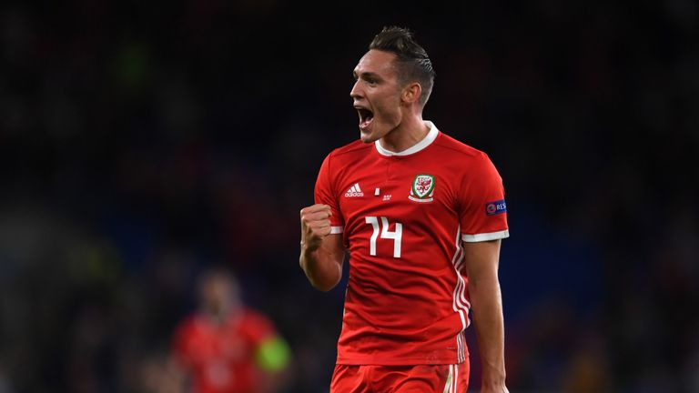 Roberts has become a regular in Ryan Giggs' Wales team after breaking through at Swansea City