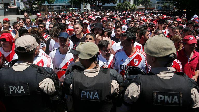 Copa Libertadores: Boca Juniors against River Plate match postponed again