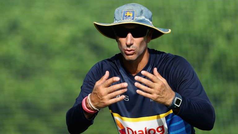 Pothas worked as assistant coach at Middlesex this summer