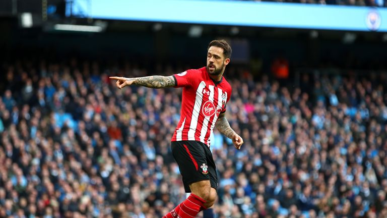 Mark Hughes is hoping Danny Ings has avoided a hamstring injury