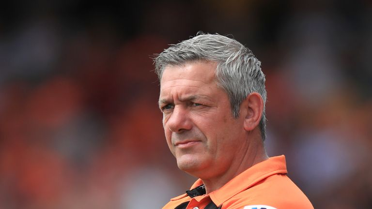 Daryl Powell described Trueman's performances in his first full season with Castleford as 'unbelievable'