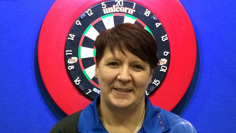 Lisa Ashton Darts