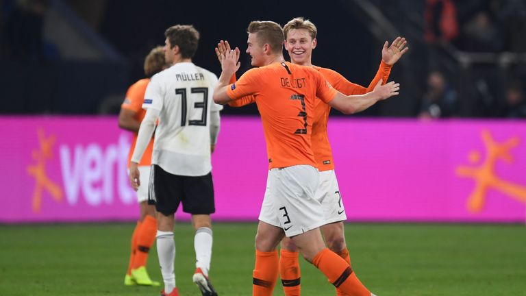 Frenkie de Jong is already joining Barcelona this summer