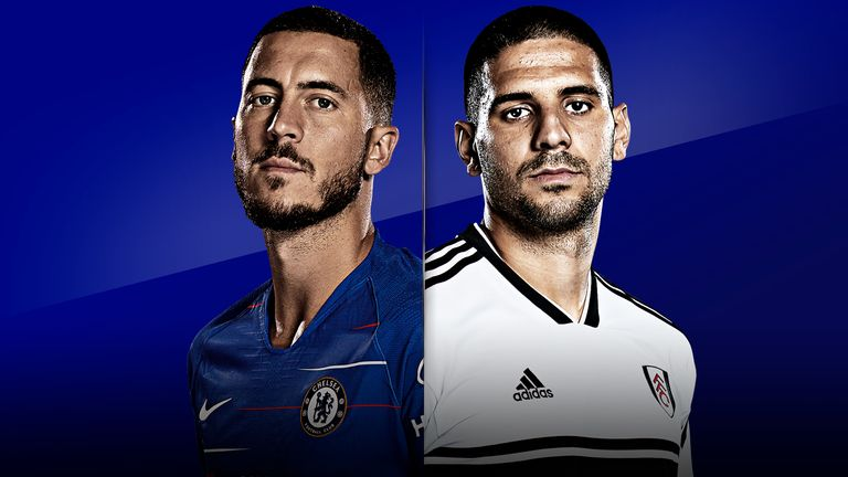Chelsea vs Fulham is live on Sky Sports from 11am on Sunday