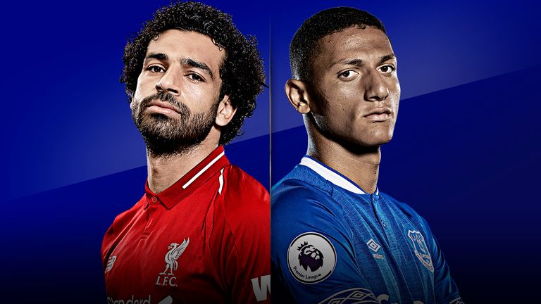 Liverpool vs Everton is live on Sky Sports from 4pm on Sunday