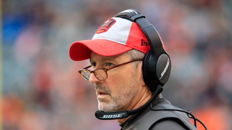 Koetter led the Bucs to a 9-7 record in year one, but they will likely finish bottom of their division for the second year in a row