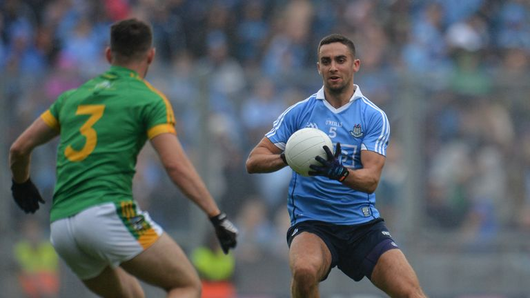 Dublin and Sean Cox's native Meath are old rivals in Gaelic football