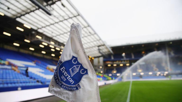 Everton accepted Premier League sanctions