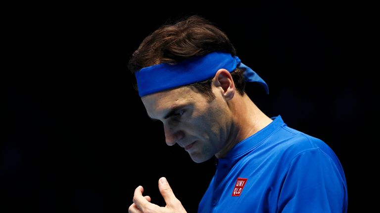 Roger Federer Unhappy With Umpire After Kei Nishikori Defeat At Atp