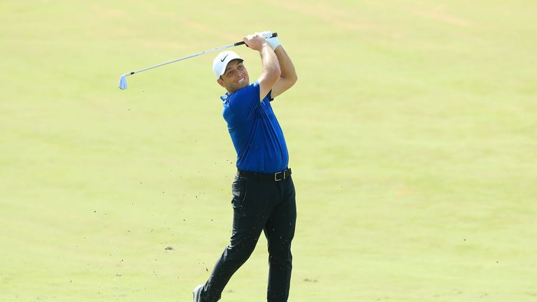 Molinari ended the best season of his lift as European No 1