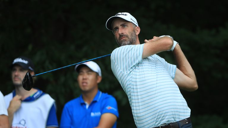 Geoff Ogilvy will be one of Ernie Els' assistants at the Presidents Cup