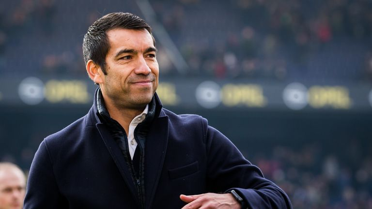 Giovanni Van Bronckhorst's side did not get the chance to close the gap on leaders PSV