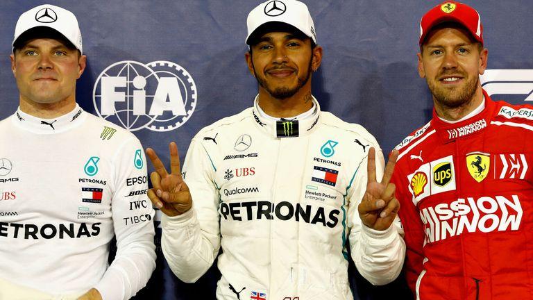 Abu Dhabi GP Qualifying: Lewis Hamilton on pole for F1 2018 finale | F1 News