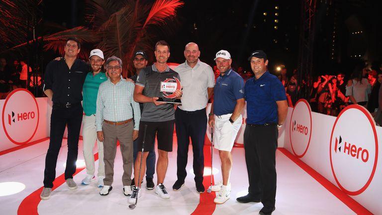 Stenson beat a star-studded field in Dubai