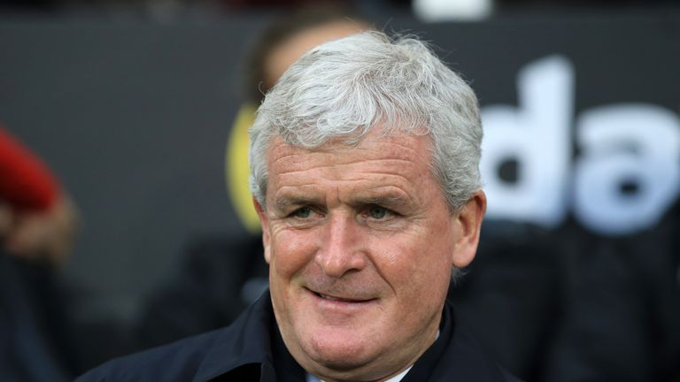 Mark Hughes insists he understands the Southampton fans' frustrations