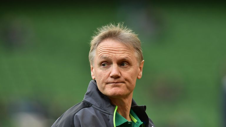 Joe Schmidt's side are considered by many to be the best in the world right now