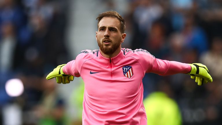 Jan Oblak is a key man for Atletico Madrid