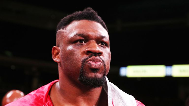 Jarrell Miller was named as potential opponent for Anthony Joshua in New York