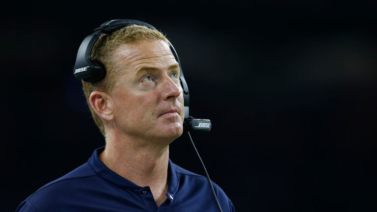 Jason Garrett will be given time to turn the Cowboys' season around