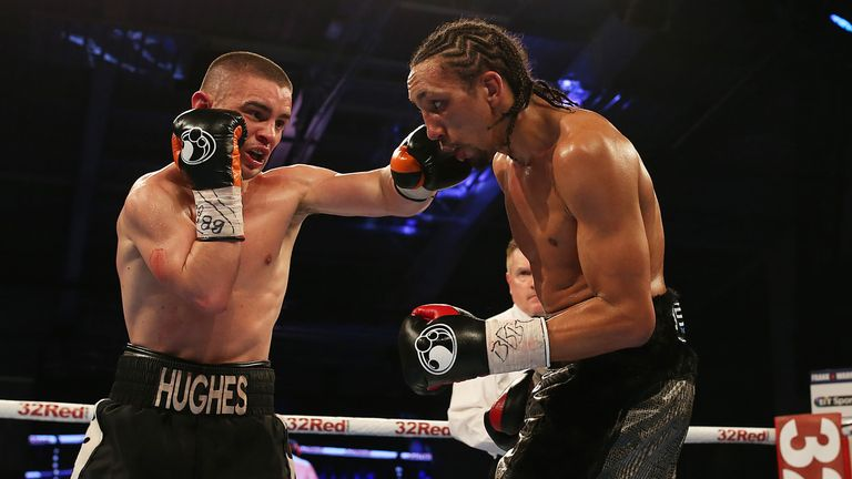 Joe Hughes fights for a European title in Florence, live on Sky Sports