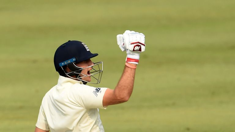 Joe Root has led his side to their first away series win under his captaincy