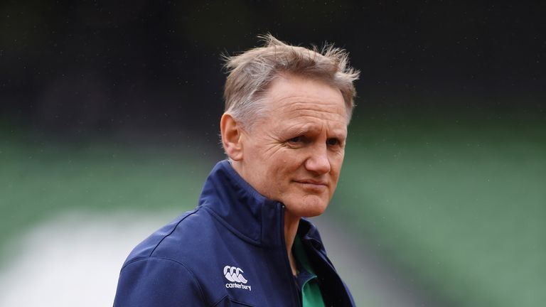 Massive boost for Ireland as Joe Schmidt provides fitness update