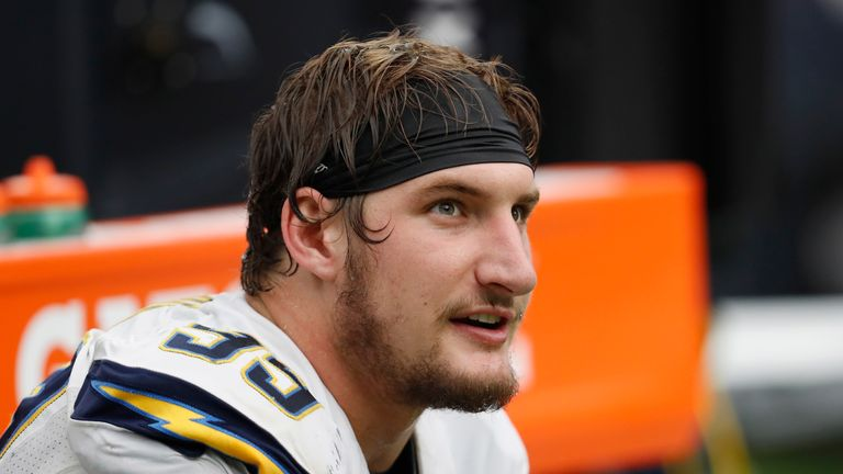 Edge rusher Joey Bosa is back for the Chargers