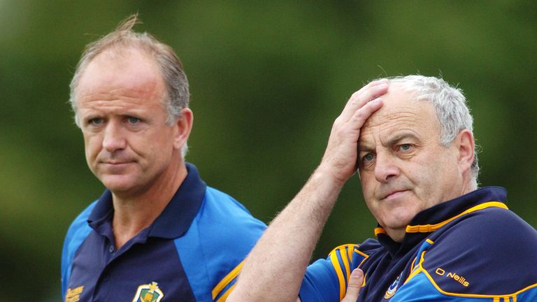 This is his first senior intercounty job since leading Roscommon between 2005-2008