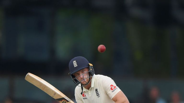 Jos Buttler is England's vice-captain in red and white-ball cricket