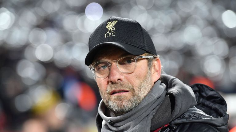 Jurgen Klopp arrived at Anfield in 2015 and has yet to win a trophy