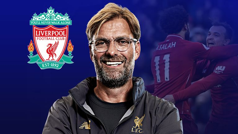 Are there signs that Liverpool are adjusting their approach under Jurgen Klopp?