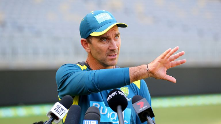 Justin Langer: 'We're all going stir crazy, the cricketers are no different to anyone else out there'