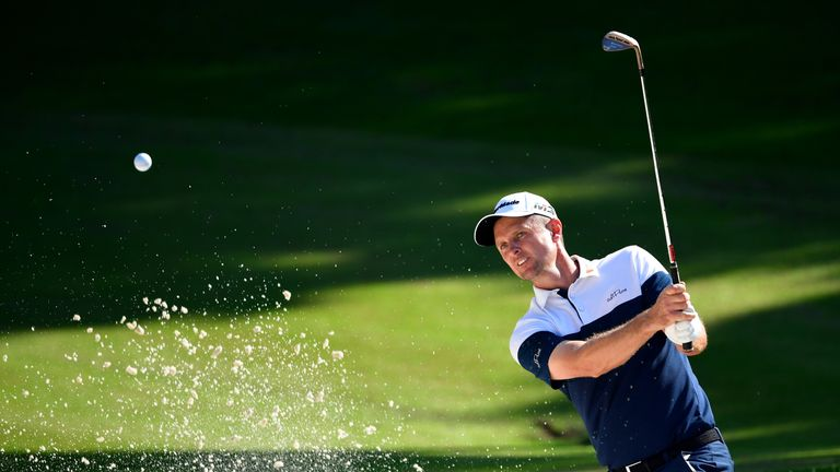 Justin Rose needs a big finish to reclaim the world No 1 ranking