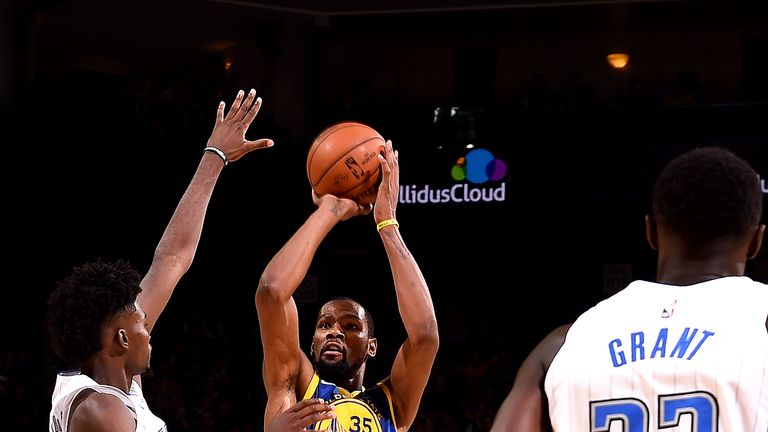 Golden State Warriors' Kevin Durant interested in owning NBA franchise | NBA News |