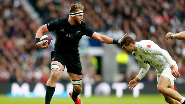 New Zealand face England for the first time in four years