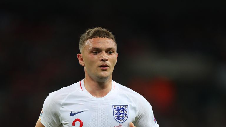 Kieran Trippier will not play against the USA or Croatia