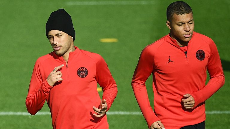 Thomas Tuchel hopes Neymar and Mbappe will still be with PSG next season