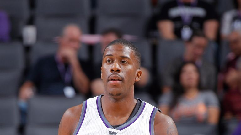 Patterson was the 48th pick in the 2014 NBA Draft